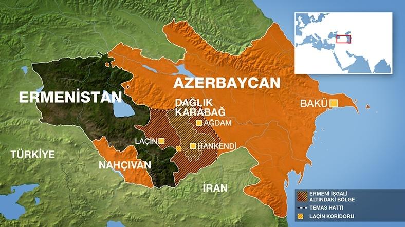 IKafkasya'nın açık hesabı: Dağlık Karabağ