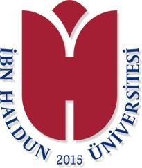 Iİbn Haldun Üniversitesi Mektubu