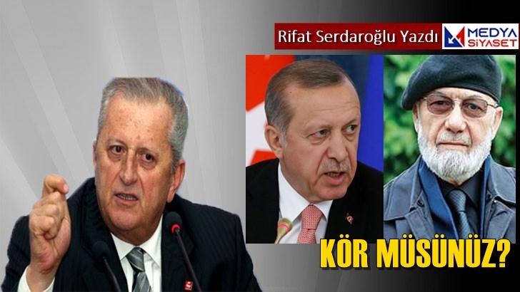 IKim Bu Rıfat Serdaroğlu?