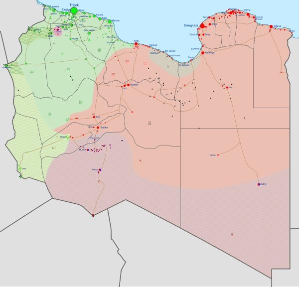 ITürkiye Libya'da Neden Askeri Üs Kurmalı ?