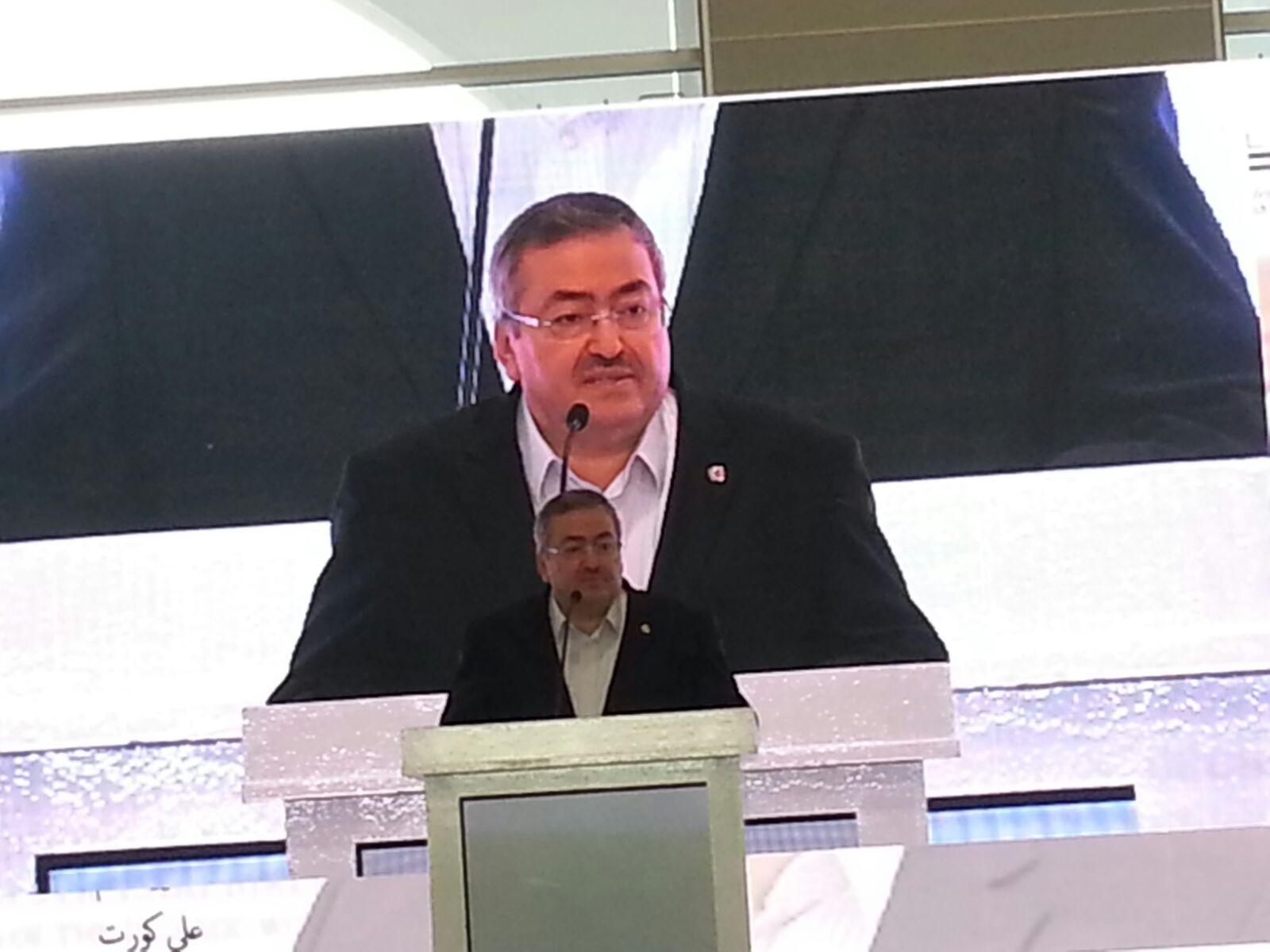 IİDSB Genel Sekreteri Sn Ali Kurt 2. Uluslararası STK Fuarında yaptığı ASSAM  Röportajı
