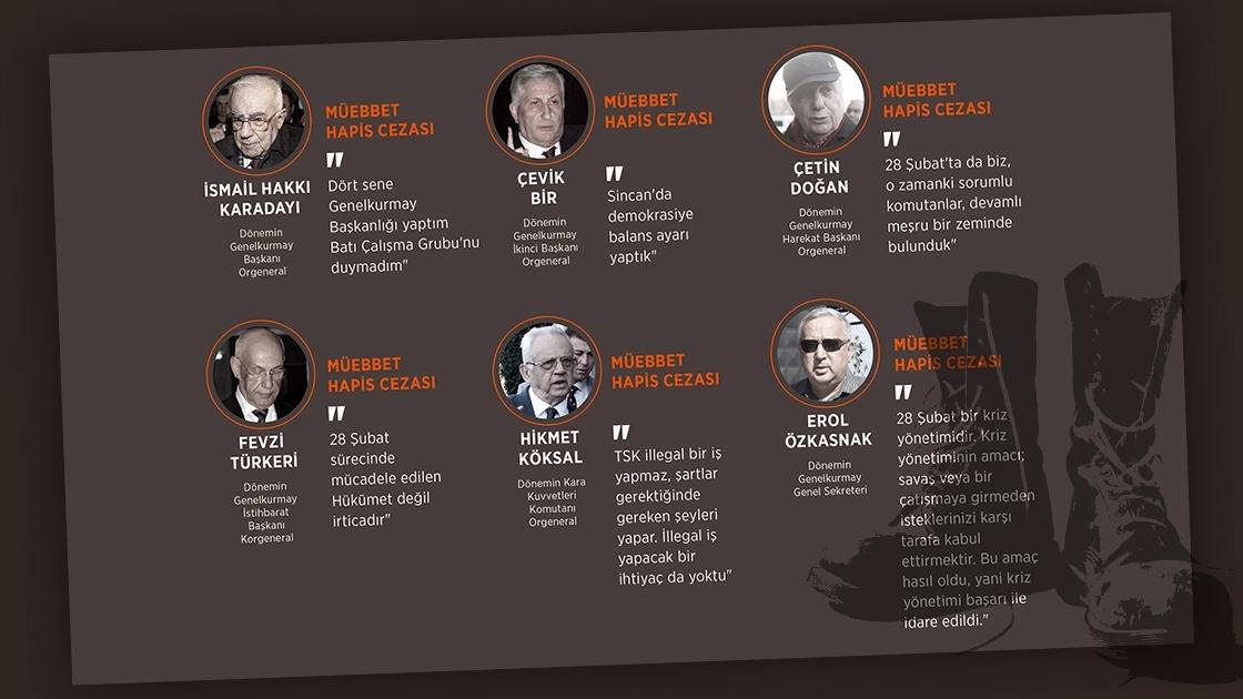 IÖnce Türk Adaletine Sonra İlahi Adalete