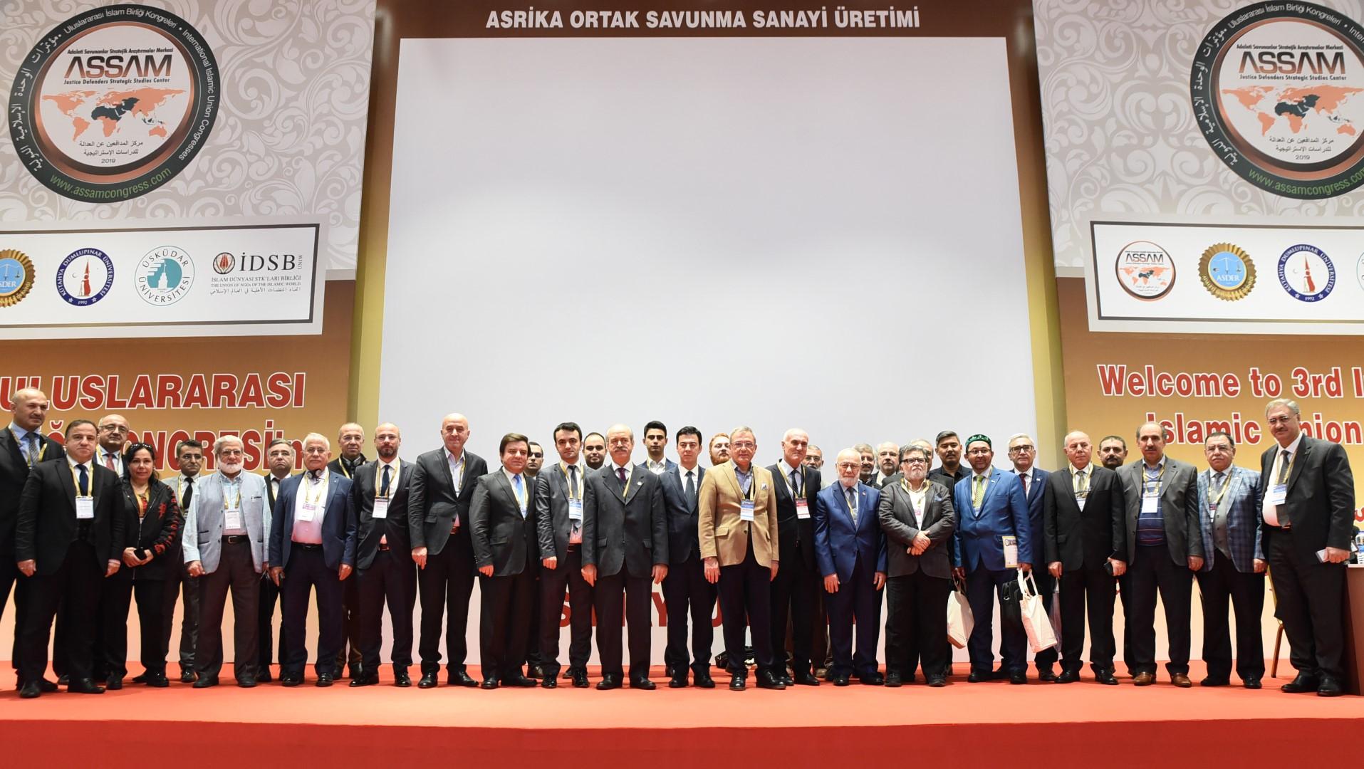 ASSAM and Islamic Union Congresses