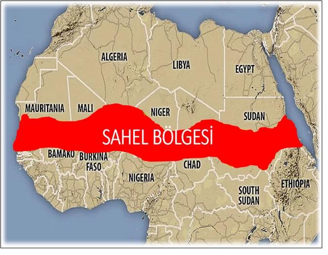 Sahel Bölgesine Stratejik Bir Bakış Paneli