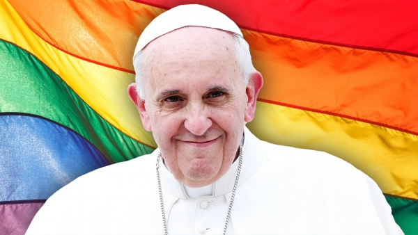 Pope Agrees To Kinky Marriages