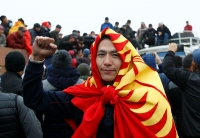 Kyrgyz Leader Seeks Solution To Coup Attempt