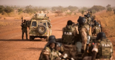 African Mercenaries Set Up Israeli Base In Yemen